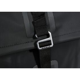 Basil Urban Dry Double Pannier Bag 50l, matt black